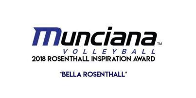 Image for 2018 Rosenthall Inspiration Award