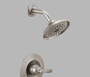 Shower Trim – Brushed Nickel