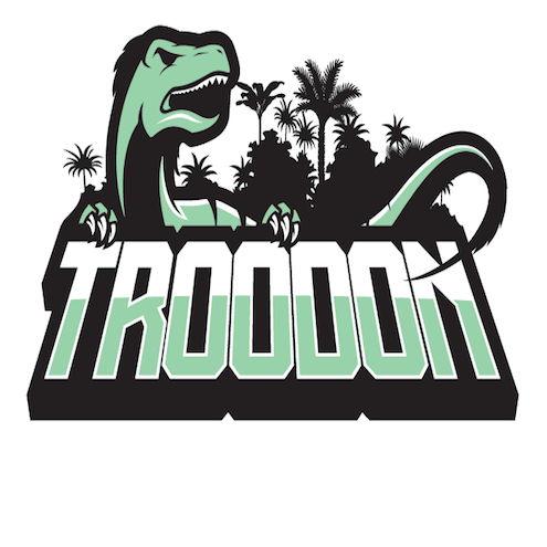 Logo for Troodon
