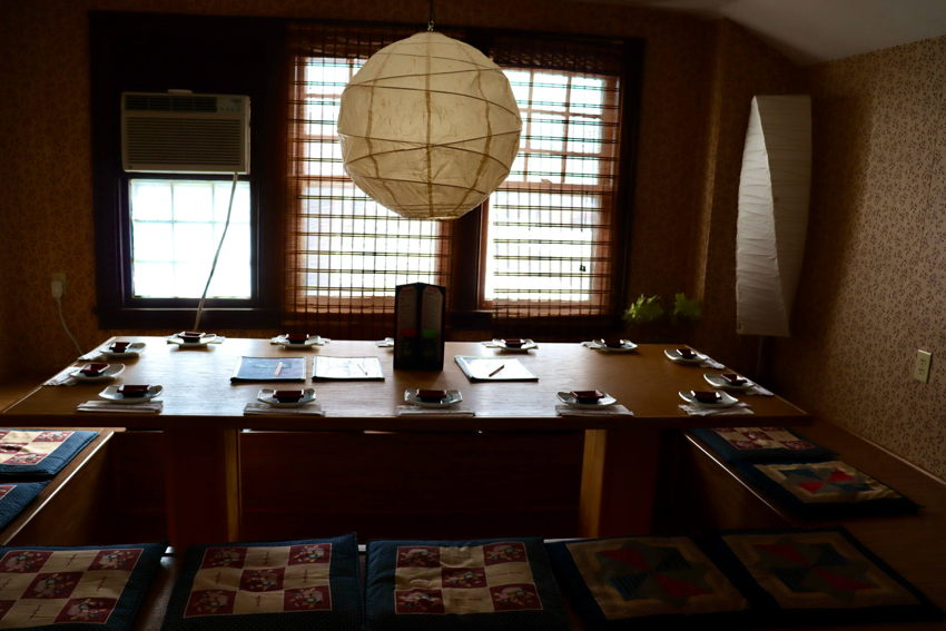 Yokohama private dining rooms