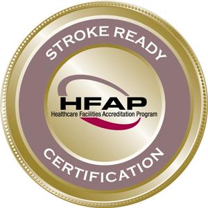 Stroke Ready Certification Johnson Memorial Health