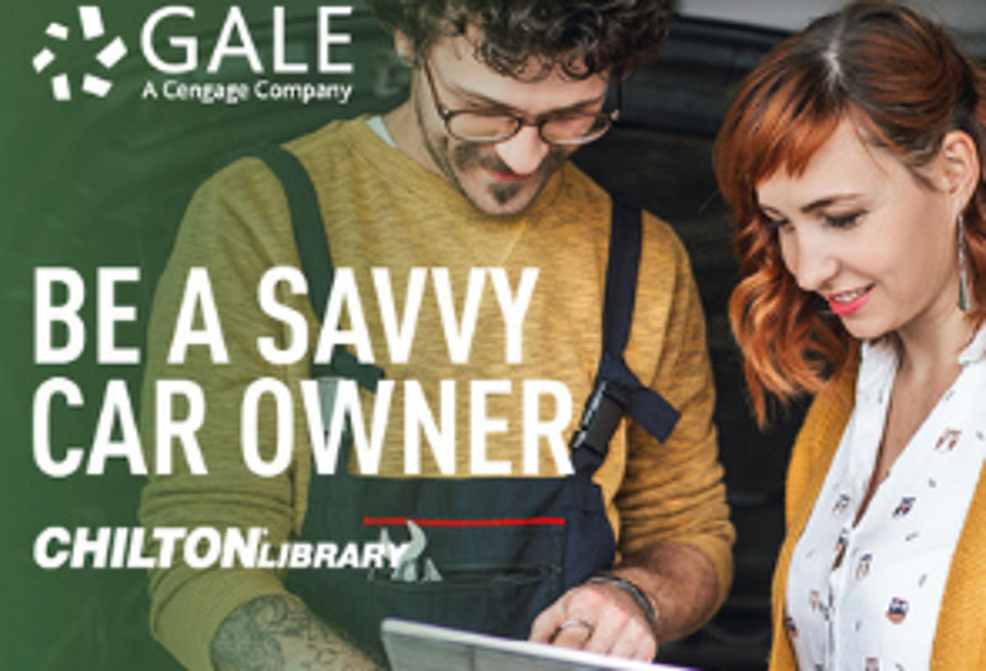 Chilton Automotive Library