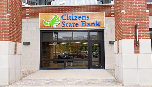 Fishers Banking Center of Citizens State Bank