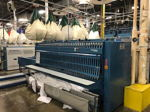 JENSEN SHEET FOLDER WITH DUAL STACKER