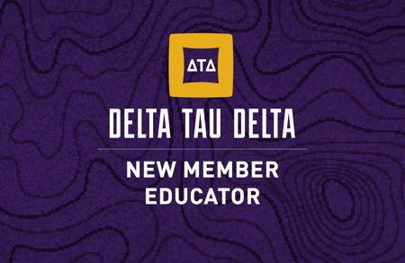 Image that represents New Member Educator