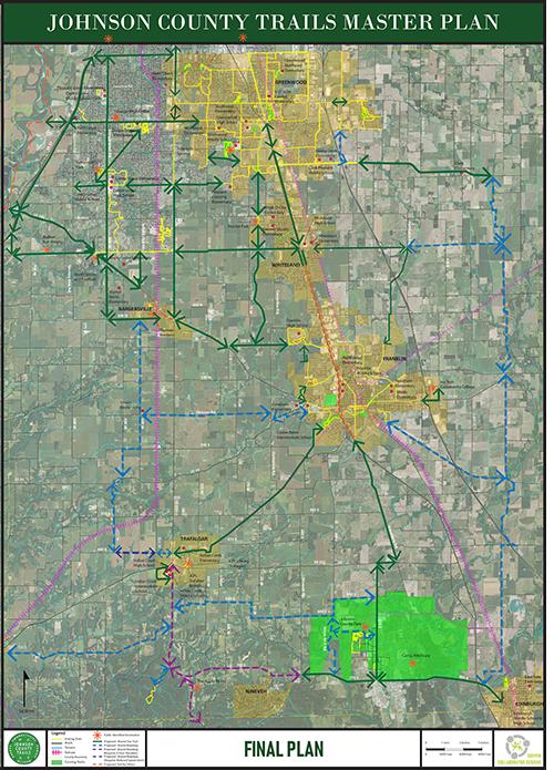 Johnson County Trails Master Plan