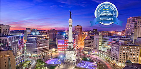"""Image for BFC Recognized as one of the """"Top 10 Financial Advisors in Indianapolis"""" for the 3rd Year"""