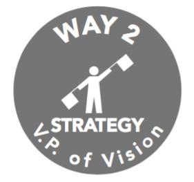 Way 2: V.P. of Vision