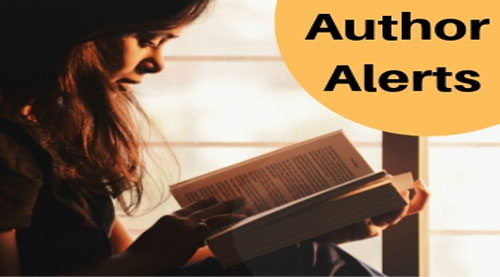 Image for Author Alerts