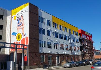 Complete Building Wrap