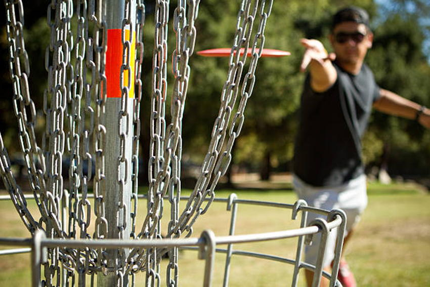 Grassy Creek Disc Golf Course