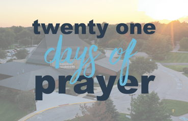 Image for 21 Days of Prayer