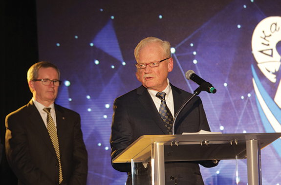 Image for Steve Rowley Retires as DUEF Chairman
