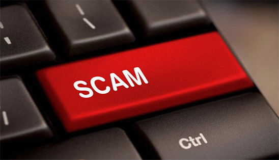 Image for Computer & Internet Scams
