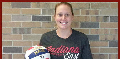 Image for Kim McConaha Named Assistant Coach at IU East
